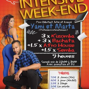 intensive weekend fit caen'p