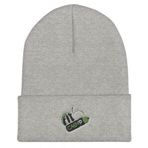 bonnet Fit Caen'p gris