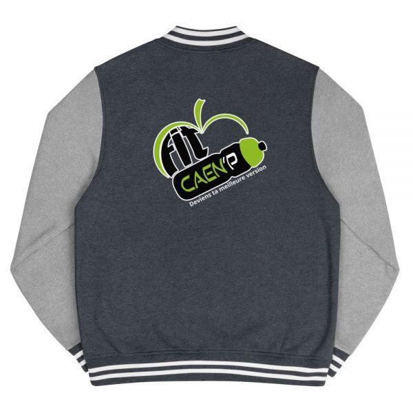 Jacket Fit Caen'p dos