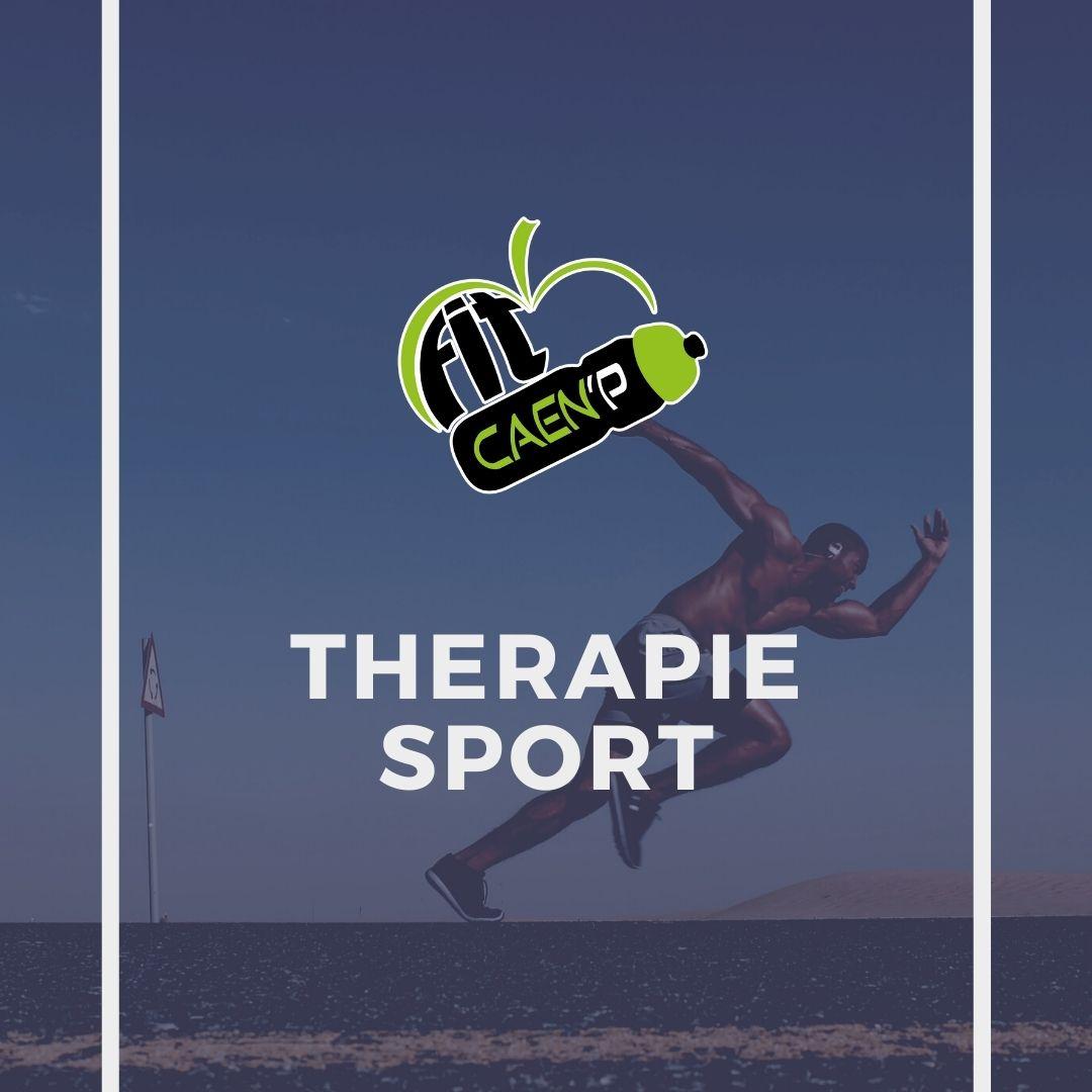 thérapie sport